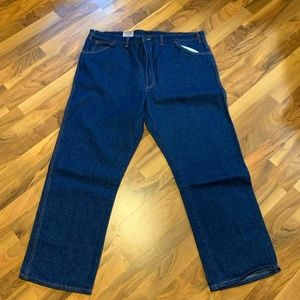 Dickies NWT New Mens Denim Blue Jeans W 46L 30